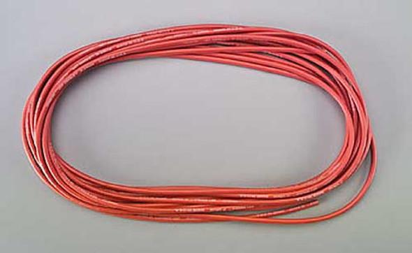 W.S. Deans 1430 Wet Noodle 12 Gauge 25 ft Red Wire