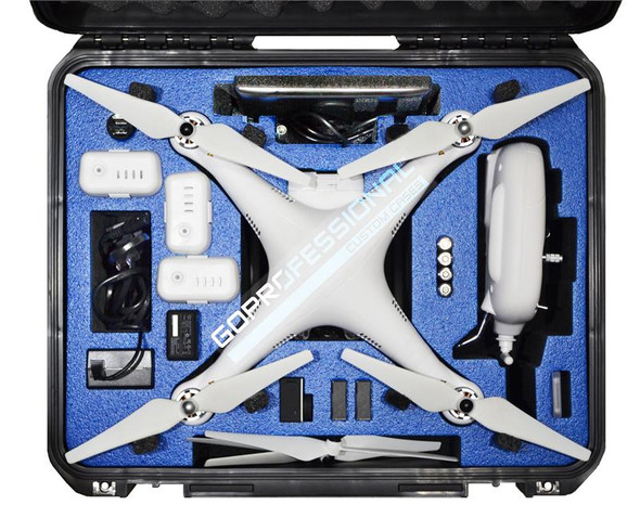 Go Professional Case for Phantom 2 and Accessories