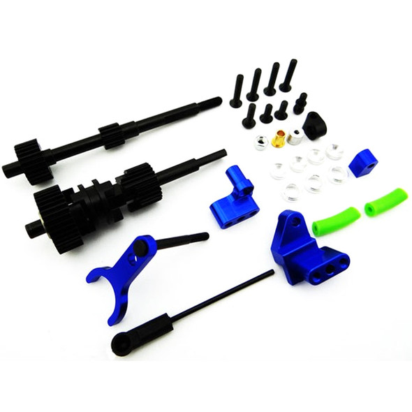 Hot Racing YET1000T 2 Speed Steel Gear Set : Axial Yeti / RR10 Bomber