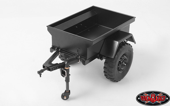 RC4WD 1/10 M416 Scale Trailer Z-H0009