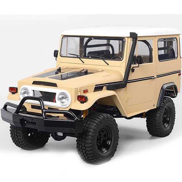 RC4WD Z-RTR0100 1/10 Gelande II RTR Truck Kit w/Cruiser Body Set ARB Edition