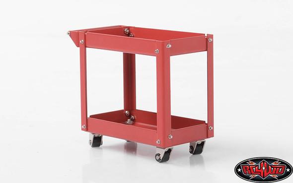 RC4WD Scale Garage Series Metal Handy Cart Z-X0030