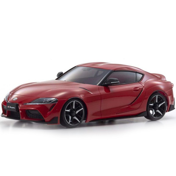 Kyosho Toyota GR SUPRA Prominence Red Auto Scale Collection