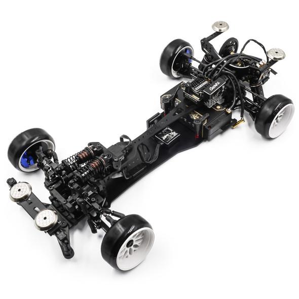 Yeah Racing SKD5-S01BK Alum 7075 Steering Suspension Upgrade Kit : 3Racing Sakura D5