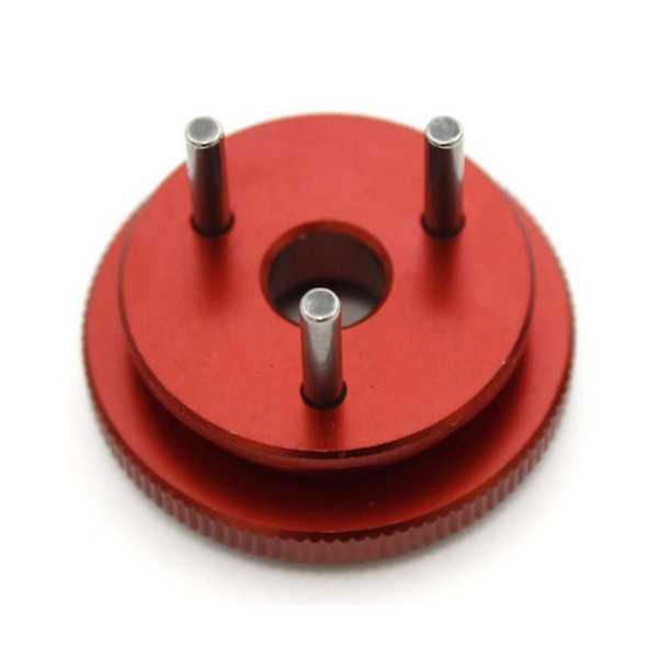 Kyosho IFW110R 3PC Flywheel 34/Red : Inferno NEO / NEO ST / GT2