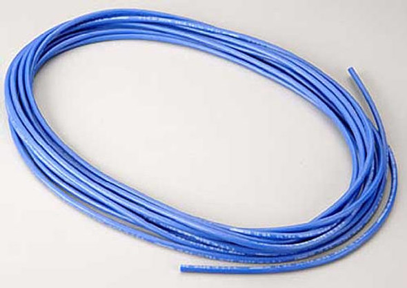 W.S. Deans Silicone Wire 12-Gauge Blue 25'