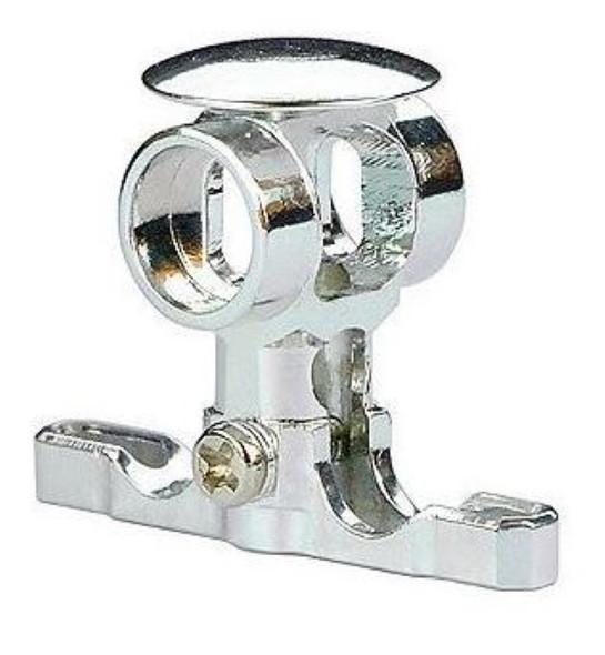 Microheli Blade mCPX 2 Precision CNC Aluminum Main Rotor Hub w/Button mcp x