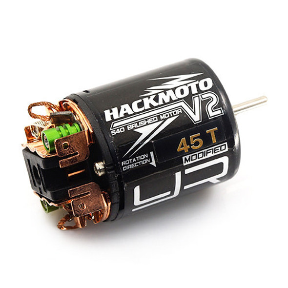 Yeah Racing Hackmoto V2 45T 540 Brushed Motor MT-0015