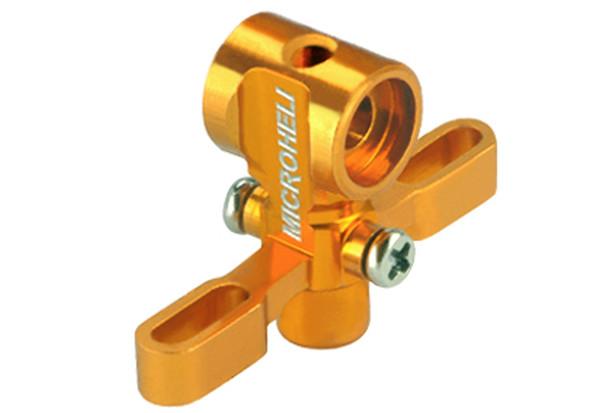 Microheli BLADE Nano CP X Aluminum Main Rotor Hub (GOLD) NCPX CPX