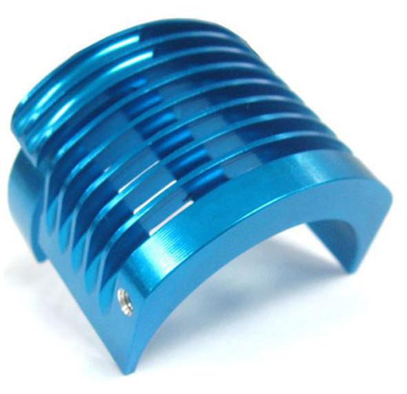 Yeah Racing YA-0167BU 540 Motor Heat Sink Blue