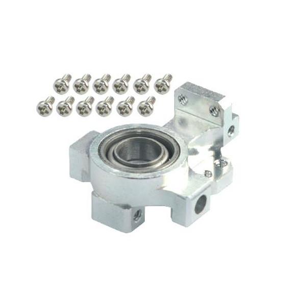 Microheli Aluminum Main Bearing Hub (for MH Frame T-REX 150 DFC)