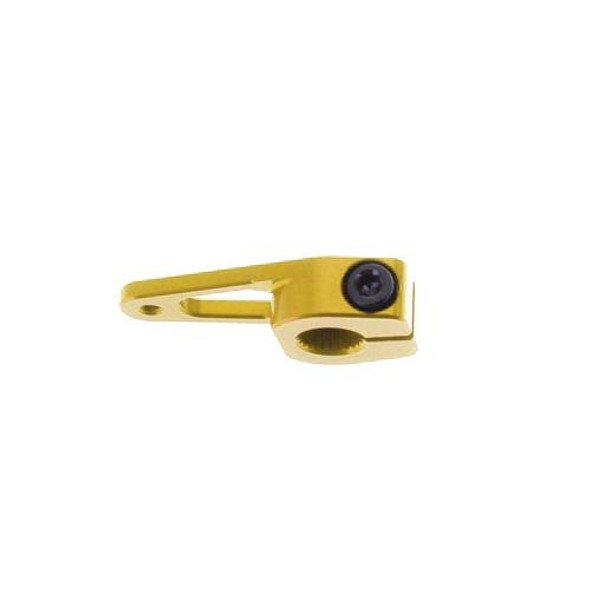 Secraft Gold Anodized Aluminum V2 JR 17mm Servo Arm