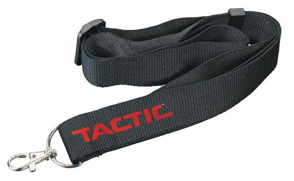 Tactic Adjustable Neckstrap Black TACM2100