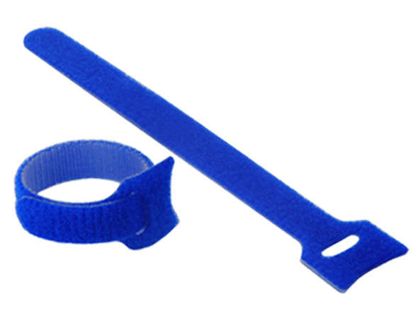 Microheli Double Sided Velcro Strap 150x12mm 2PC BLUE