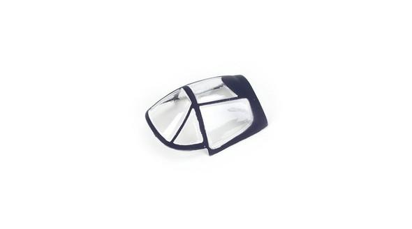 ParkZone PKZU1604 Clear Canopy: Ultra Micro  F4U Corsair