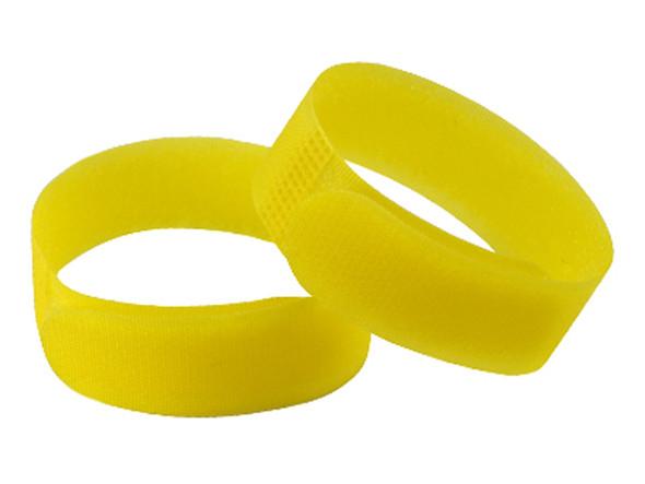 Microheli Mutli-Purpose Velcro Strap 200 x 20mm 2PC YELLOW
