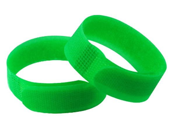 Microheli Mutli-Purpose Velcro Strap 200 x 20mm 2PC GREEN