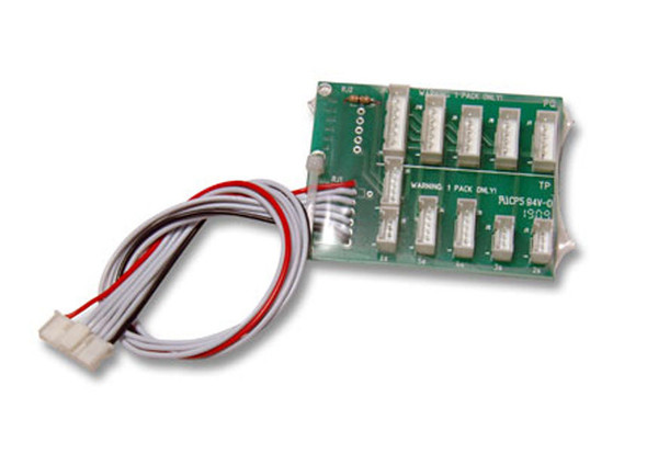Revolectrix Cellpro (JST PA) PowerLab to ThunderPower Balance Adapter Board