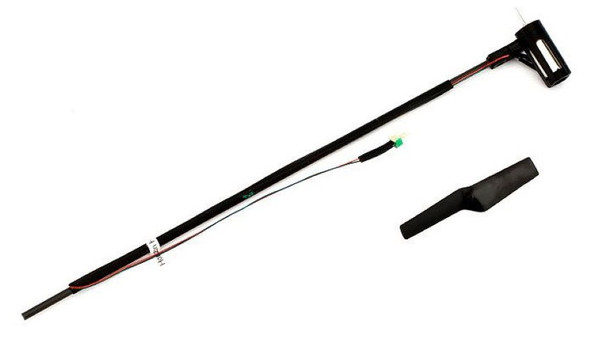 NEW BLADE mCPX 2 Long Tail Boom Assembly w/Tail Motor/Rotor/Mount BLH3602L