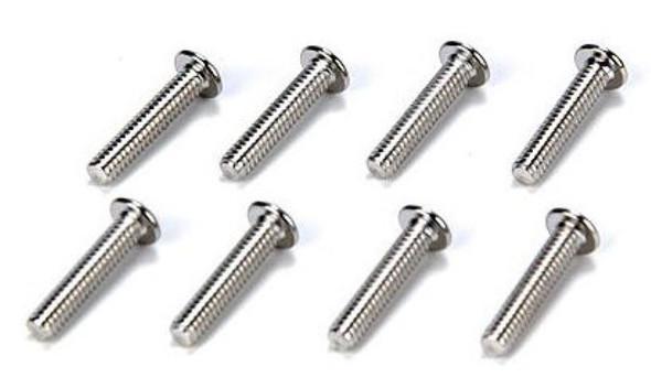 Losi LOSA6286 5-40 x 5/8 Button Head Screws (8): 10-T / Ten-T