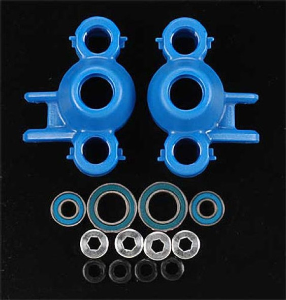 RPM 80585 Axle Carrier Bearings Blue Set Revo, Slayer & T-Maxx