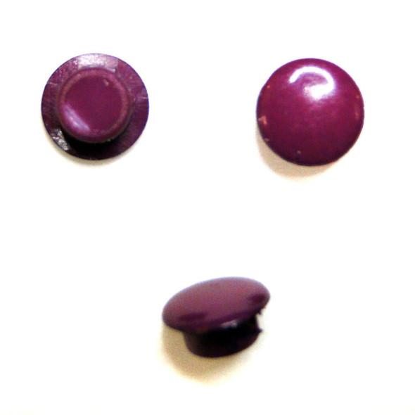 RC Lights RCL79817 Violet Tie Caps with Zip Ties (12)