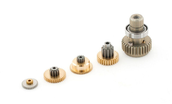 Spektrum Servo Gear Set : H5010 SPMSP1008