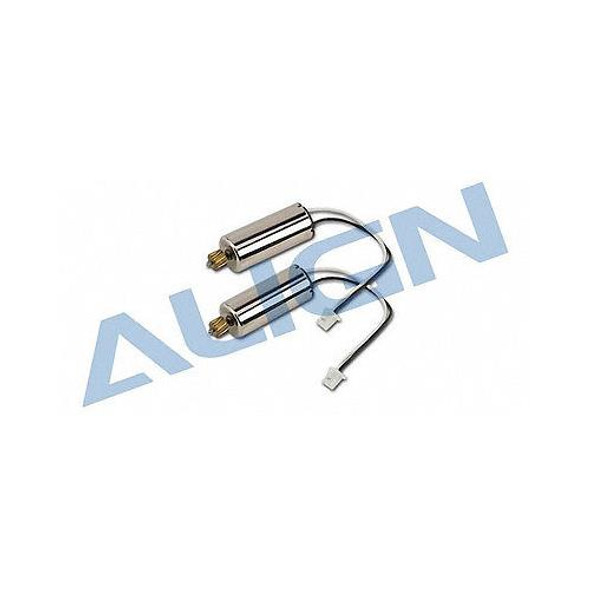 Align M424005XX Replacement 240 Motor (R) w/Pinion (2) M424 Quadcopter