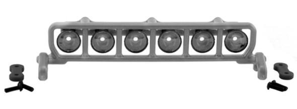 RPM 80923 Roof Mounted Light Bar Set Chrome Slash,SC10, Strike & Blitz