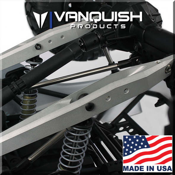 Vanquish VPS07350 Black Anodized Trailing Arms Axial Yeti