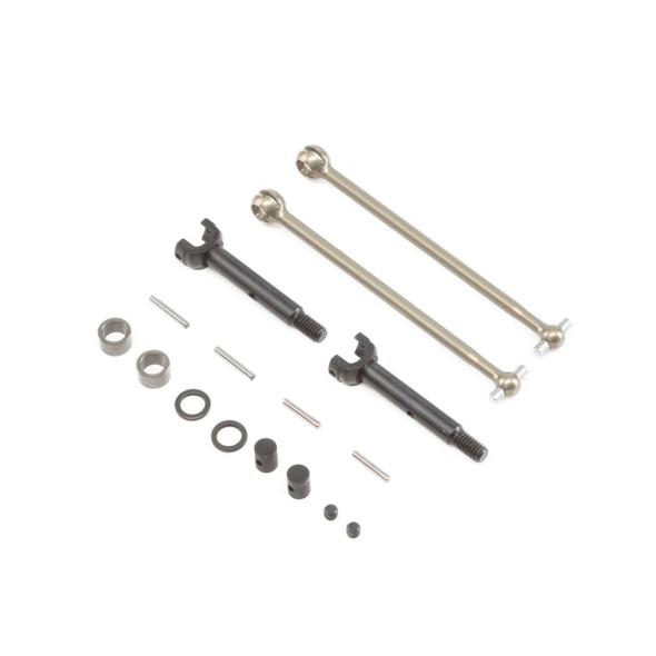 Losi TLR232058 Complete Aluminum CVA Driveshaft Set : 22 3.0 SR
