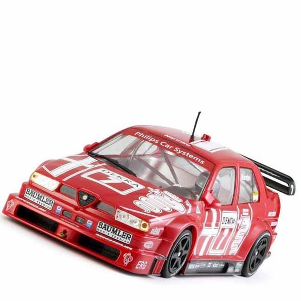 Slot It Alfa Romeo 155 V6 TI NO.7 DTM 1993 Nordschleife 1/32 Scale Slot Car