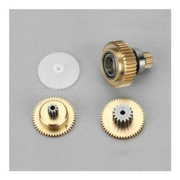 Spektrum Metal Servo Gear Set SPMSP1002 : S6010 / A6010