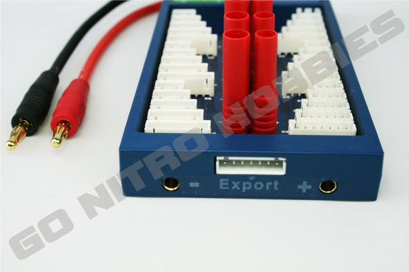 Power ParaBoard XH / EH / TP / HP Parallel Charging Board Lipos with 4.0B Small
