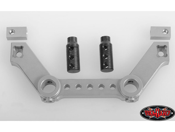 RC4WD Z-S1504 BLADE SNOW PLOW MOUNTING KIT FOR GELANDE 2