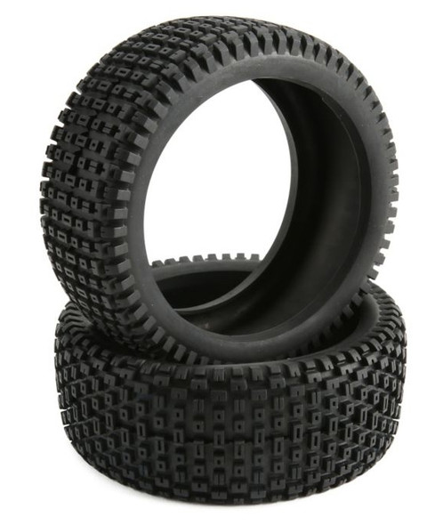 Losi TLR45002 5ive-B Tire Set, Firm (2): 5IVE B