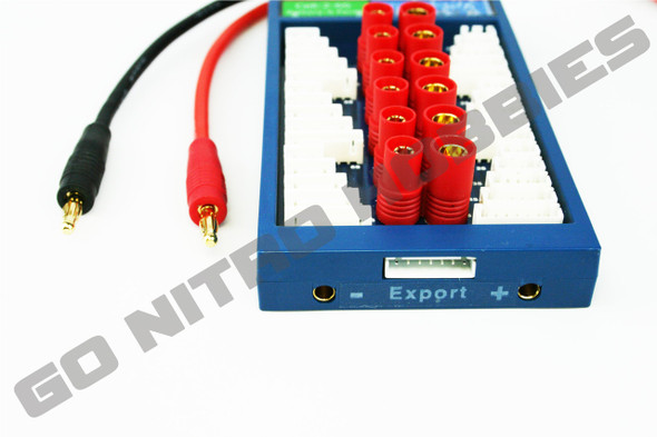 Power ParaBoard XH / EH / TP / HP Parallel Charging Board Lipos with 6.0A