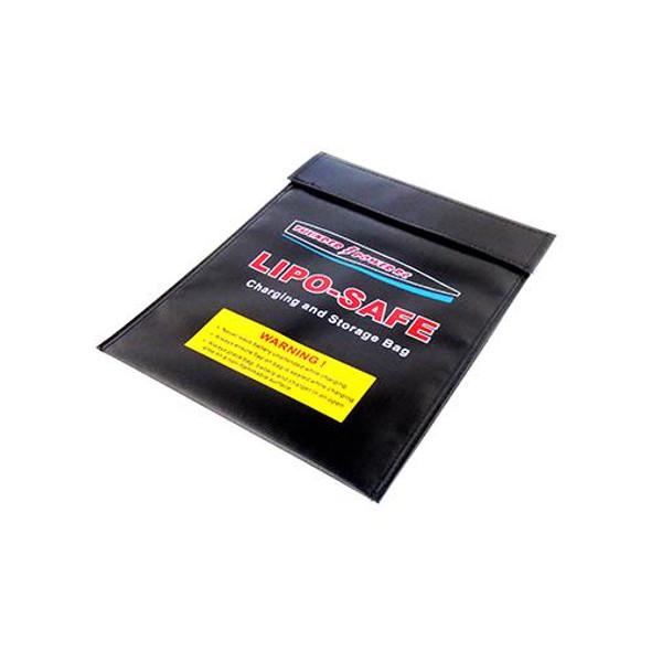 "Thunder Power LiPo Safe Charging / Storage Bag Large (9"" x 12"")"