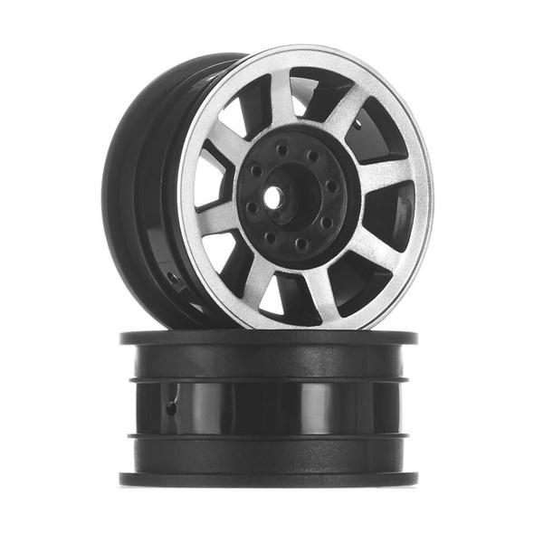 """JConcepts 3375B Vengeance 1.9"""" Vaterra Ascender 12mm Wheels (2)"""