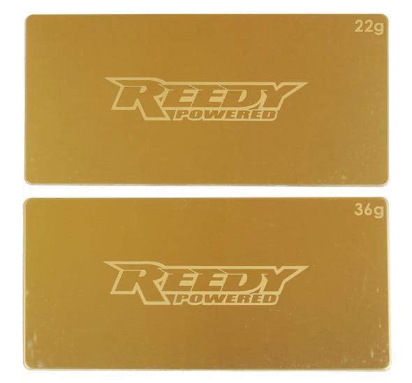 Associated Reedy LiPo Battery Weight Set : RC10B6 / B6 Club Racer / B6D