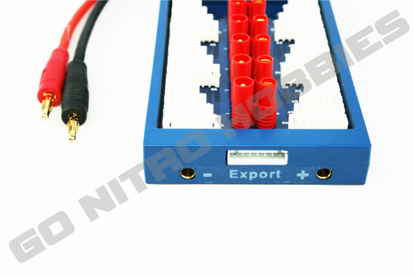 Power ParaBoard XH / EH / TP / HP Parallel Charging Board Lipos with 3.5A