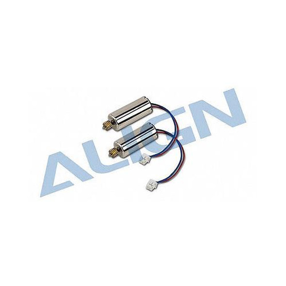 Align M424006XX Replacement 240 Motor (L) w/Pinion (2) M424 Quadcopter