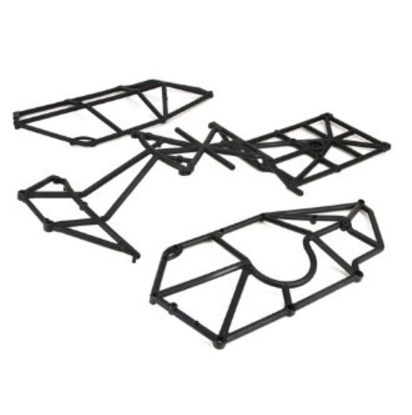 Losi LOS251007 Roll Cage, Complete 1/5th 4WD Desert Buggy XL