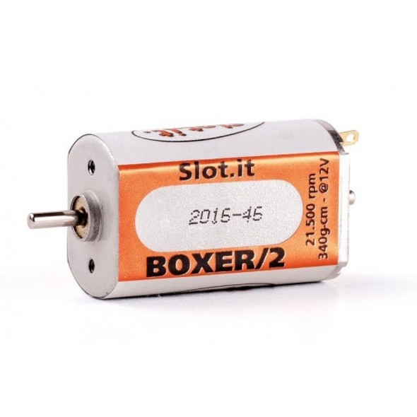 Slot.it MN08ch Boxer/2 21500 rpm 340g*cm different opening case motor