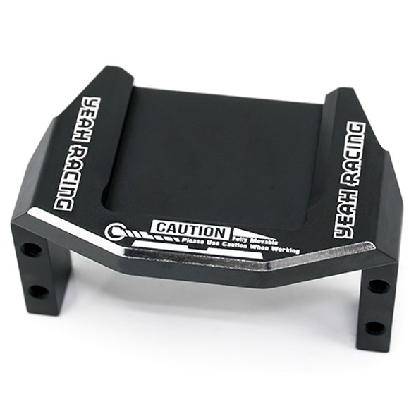 Yeah Racing YKYD-012BK Aluminum Servo and Gyro Mount For Yokomo YD2 Black