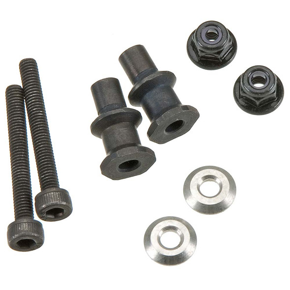 Team Associated 89473 Steel Shock Standoffs