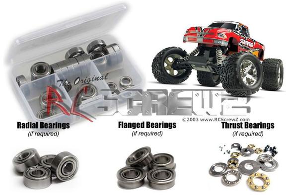 RC Screwz TRA021B Traxxas Stampede XL5 Metal Shielded Bearings Kit