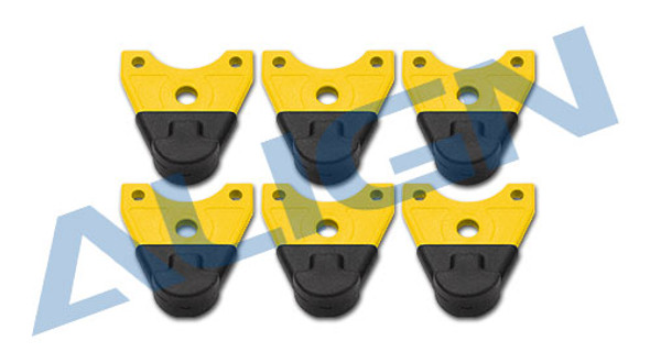Align M425008XE Landing Skid - Yellow : MR25X / MR25XP