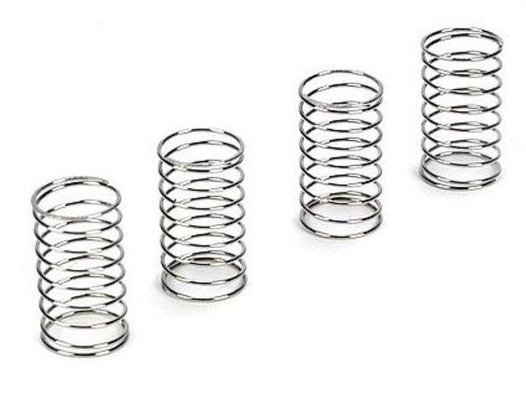 Losi LOSB1763 Damper Spring Set, Hard (4) Micro-SCT / Micro / Truggy