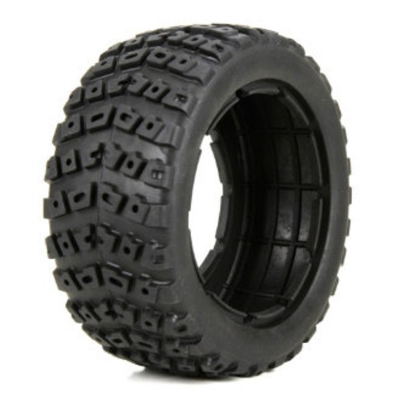 Losi LOS45006 Left & Right Tire (1ea) / Foam Insert (2) 1/5th 4WD Desert Buggy XL